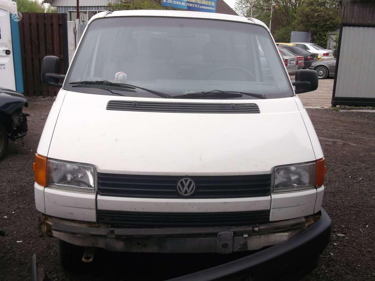 Volkswagen Transporter. Volksvagen transporter 92m. 2.0b,,