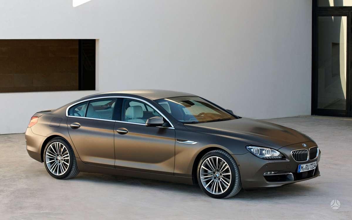 BMW 6 serija dalimis. !!!! naujos originalios dalys !!!! !!! нов