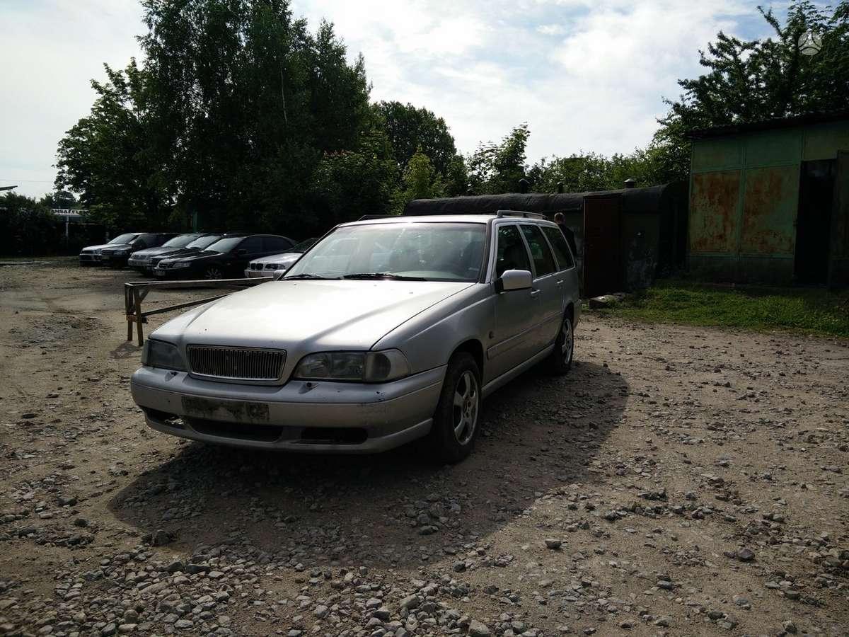 Volvo V70 dalimis. Metalo g.2c 8610 99230, 85 2505906