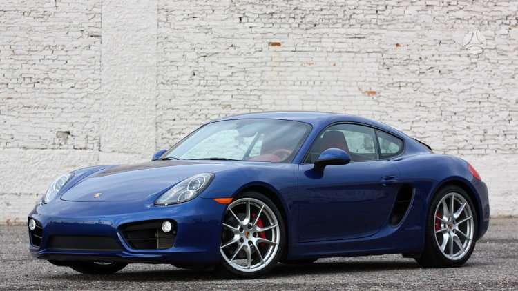 Porsche Cayman dalimis. !!!! naujos originalios dalys !!!! !!! н