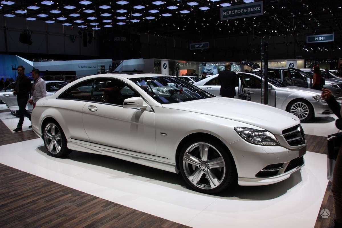 Mercedes-Benz CL klasė. !!!! naujos originalios dalys !!!! !!! н