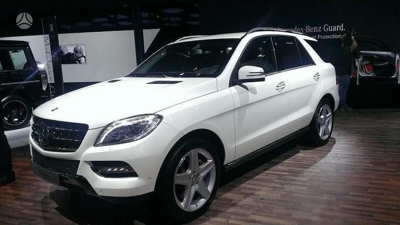 Mercedes-Benz ML klasė. !!!! naujos originalios dalys !!!! !!! н