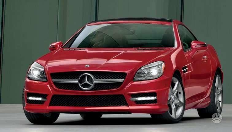 Mercedes-Benz SLK klasė. !!!! naujos originalios dalys !!!! !!!