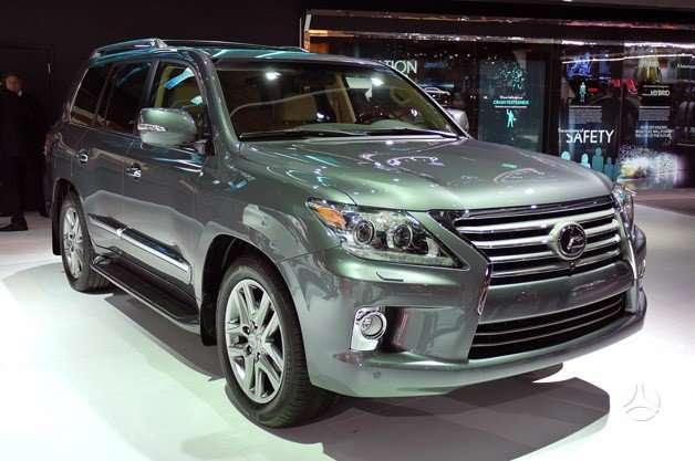 Lexus LX klasė. !!!! naujos originalios dalys !!!! !!! новые ори