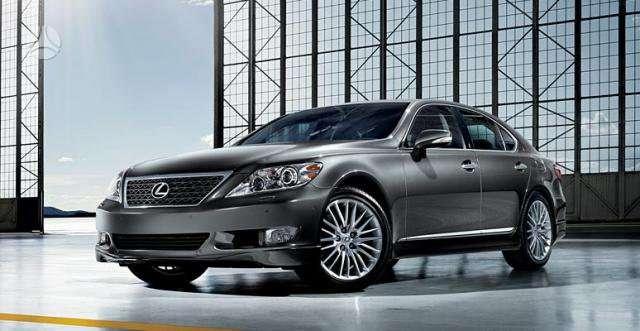 Lexus LS klasė. !!!! naujos originalios dalys !!!! !!! новые ори