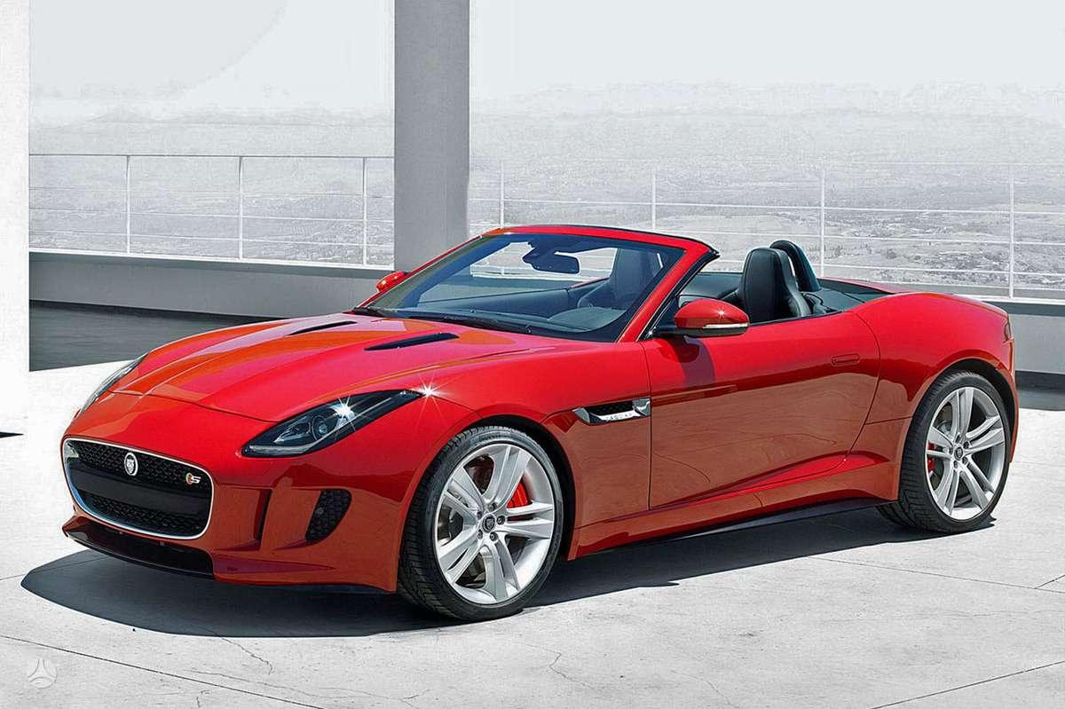 Jaguar F-Type. !!!! naujos originalios dalys !!!! !!! новые ориг