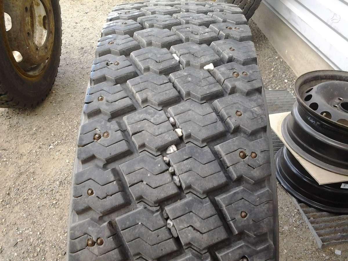 Michelin, universaliosios 265/70 R19,5