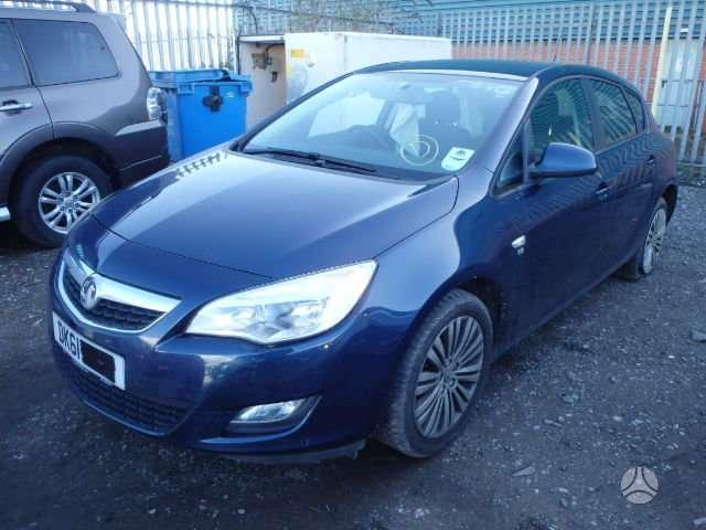 Opel Astra. Dalis pristatome lietuvoje i visus miestus