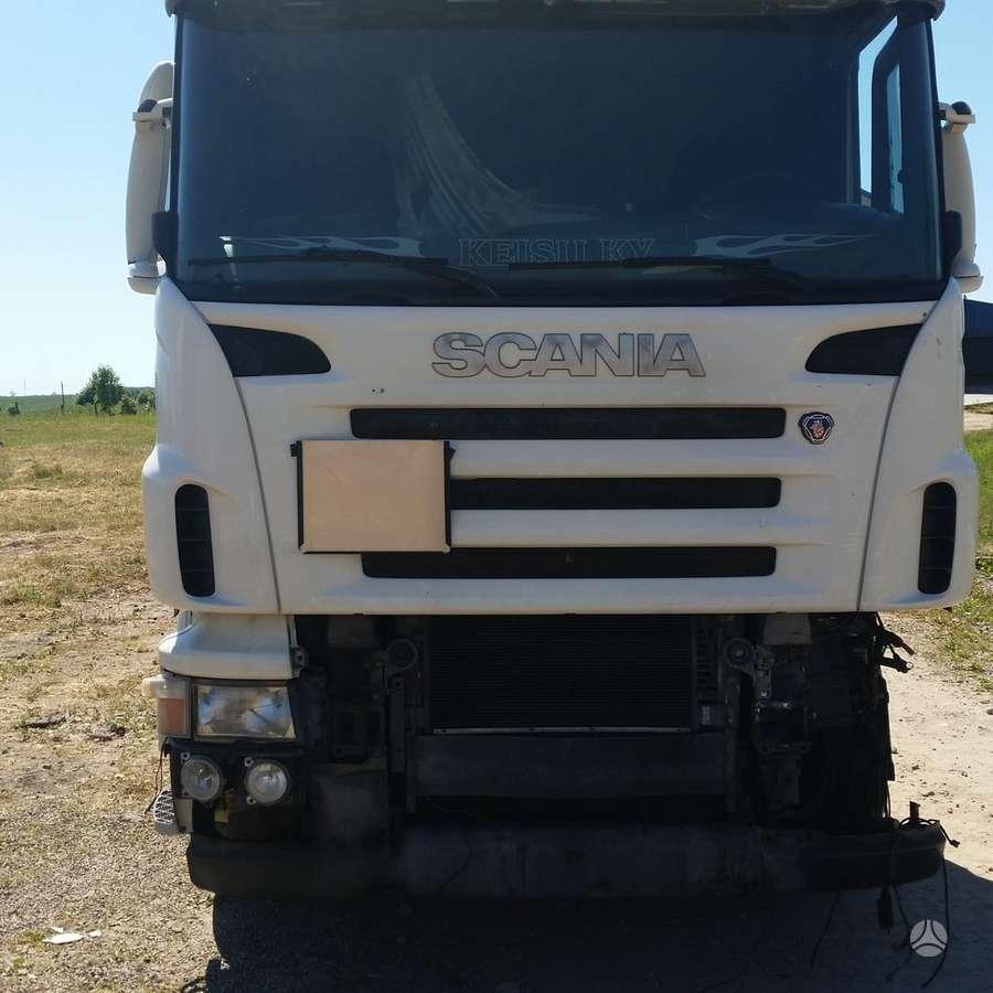 Scania R420, sunkvežimiai