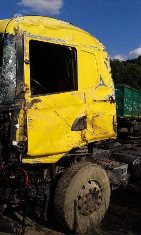 Scania R420, vilkikai