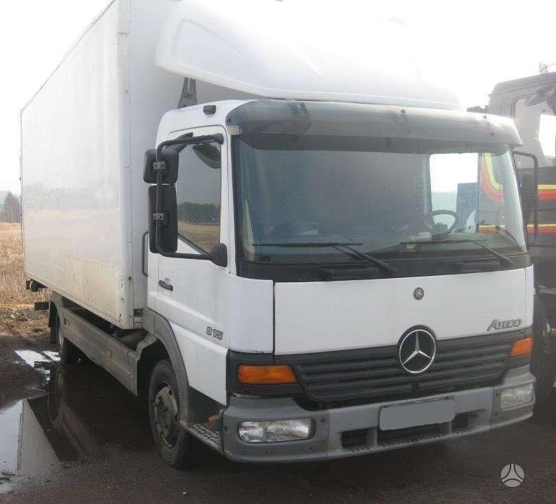 Mercedes-Benz Vario Atego SK 809 814 815 817, sunkvežimiai