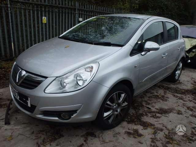 Opel Corsa. доставка запчястеи в  мoскву доставка запчястеи в ли