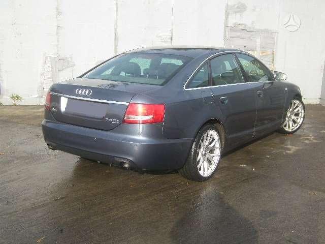 Audi A6 dalimis. Naujai ardomas automobilis, 3.0 l tdi, puikios