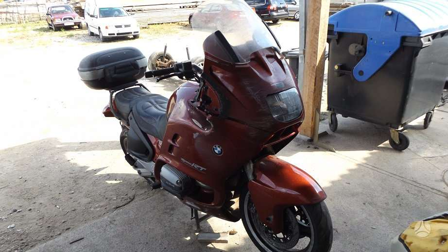 BMW R 1100, cruisers / touring