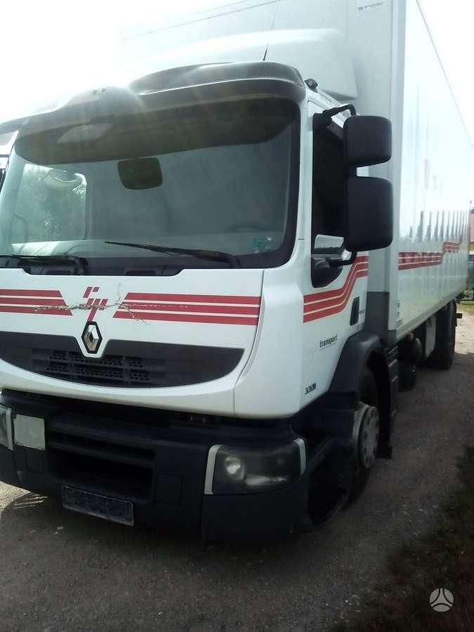Renault PREMIUM DXI  320, sunkvežimiai