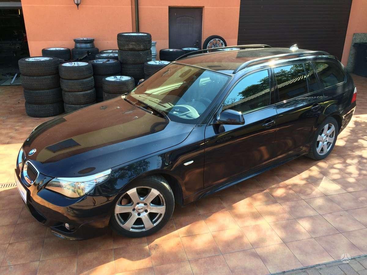 BMW 530 dalimis. Bmw520i 2004m.  bmw520d 2005-2008m. bmw525d