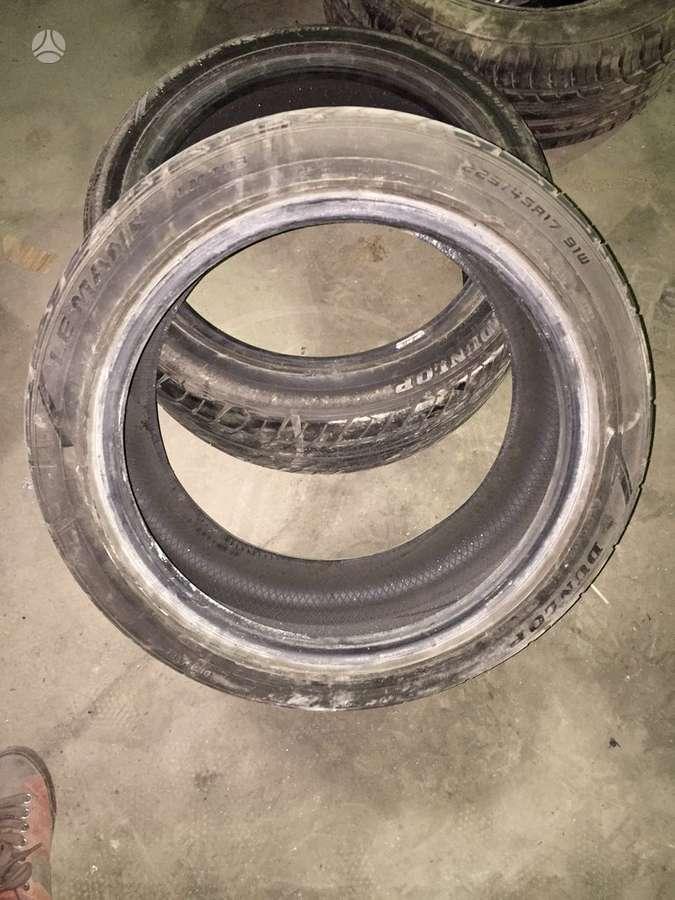 Dunlop LEMANS, vasarinės 225/45 R17
