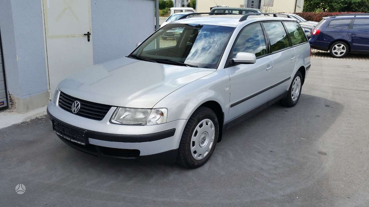 Volkswagen Passat. Vw passat 1,6 ahl  dalimis 867325222