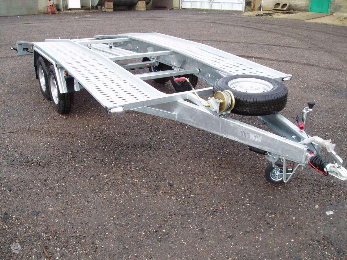 Weber ST3500, priekabų ir puspriekabių nuoma