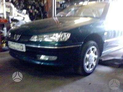 Peugeot 406. Peugeot 406,nuo 2000 m.1.8-2.0ltr2.0hdi ,