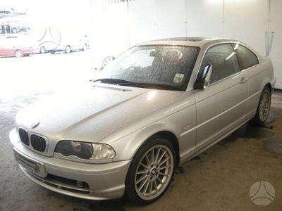 BMW 323. Bmw 323 ci (1999m cupe ,2,5 ltr variklis , 5 pavaros,