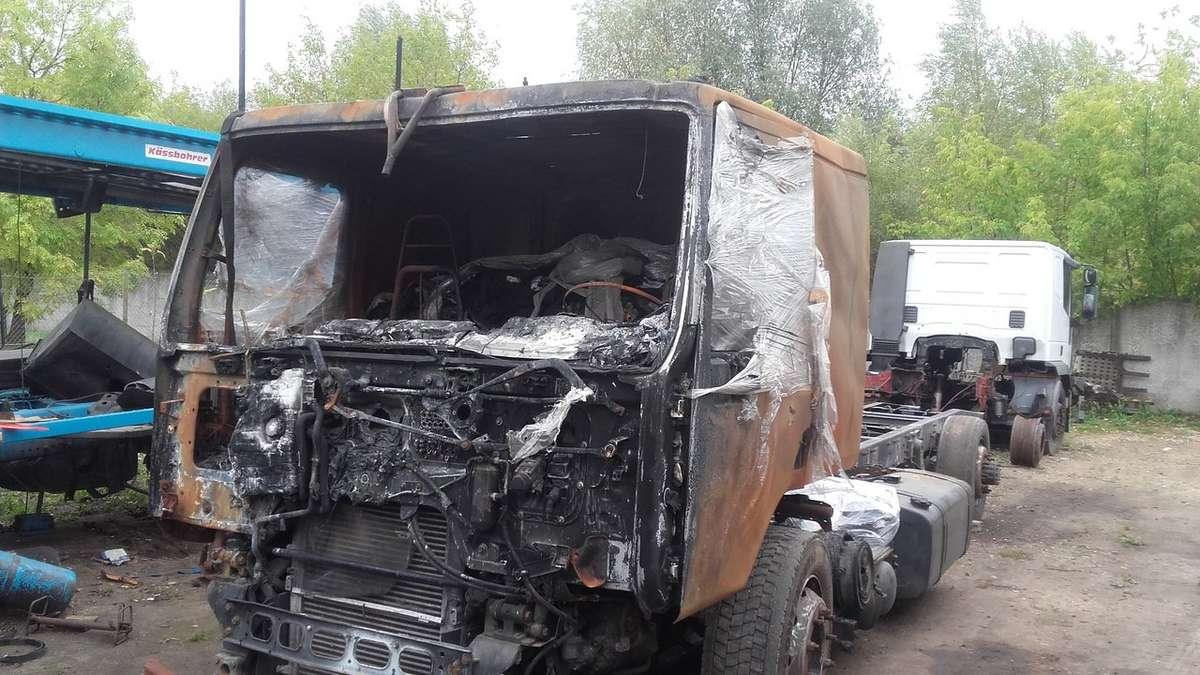 Renault Premium 420, sunkvežimiai