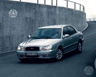 Hyundai Sonata. Naudotos ir naujos japoniškų ir korėjietiškų