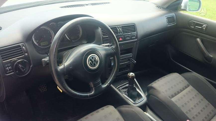 Volkswagen Golf. Tel; 8-633 65075 detales pristatome beveik