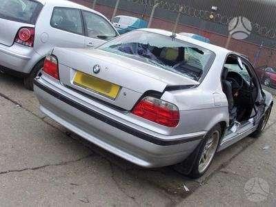 BMW 735. Bmw 735 ( 1997m , odinis salonas,triptronic pavarų dėžė,