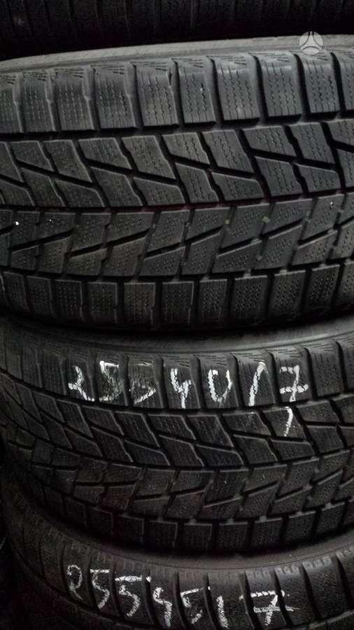 Bridgestone 7 MM, universaliosios 255/40 R17