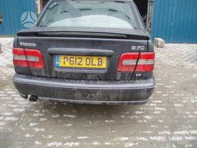 Volvo S70. Dyzelis,benzinas,automatas,mehanika  !!!!!!....возможн
