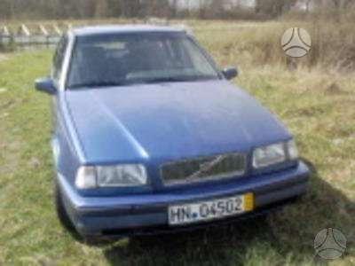 Volvo 440. 1.9td, 1.8,  is vokietijos didelis volvo daliu