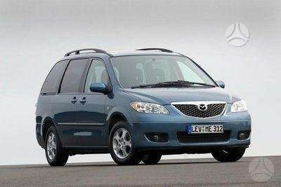 Mazda MPV. Naudotos ir naujos japoniškų ir korėjietiškų a/m kė
