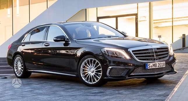 Mercedes-Benz S65 AMG dalimis. !!!! naujos originalios dalys !!!!