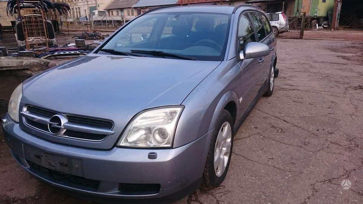 Opel Vectra. Variklio kodas: z20net  europa iš šveicarijos(ch)