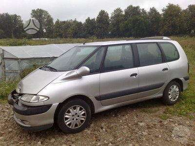 Renault Espace. Dalimis is prancuzijos-2.0;;2.2dci;3.0;3.0 24v.