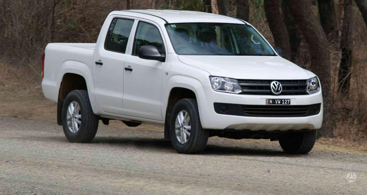 Volkswagen Amarok dalimis. !!!! naujos originalios dalys !!!! !!