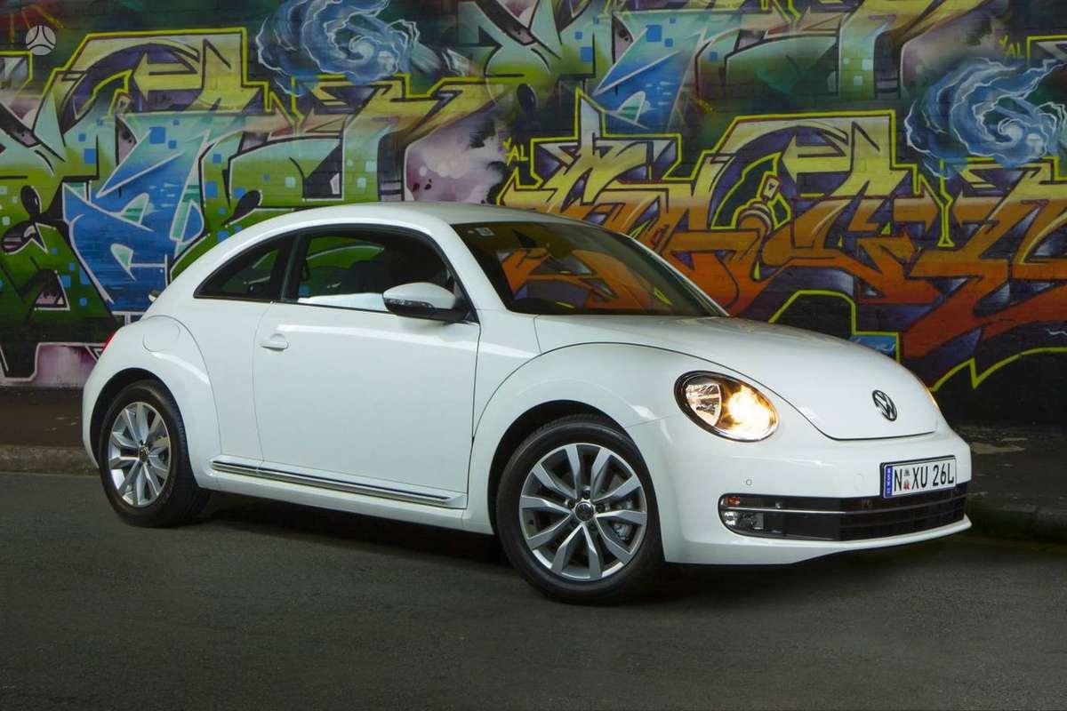 Volkswagen Beetle dalimis. !!!! naujos originalios dalys !!!! !!
