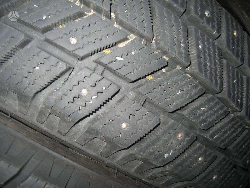 Continental SUPER KAINA, Žieminės 215/70 R16
