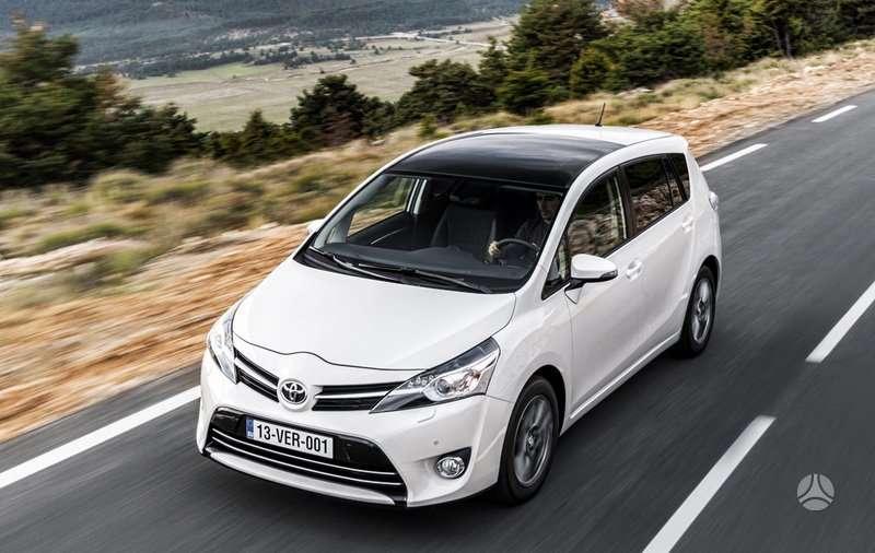 Toyota Verso dalimis. !!!! naujos originalios dalys !!!! !!! нов