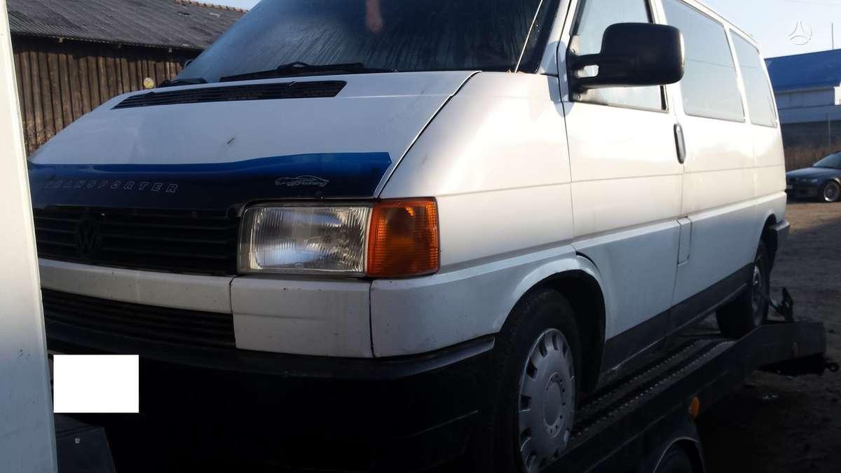 Volkswagen Caravelle. Vw caravelle 94m. 2.4d,,dalimis,,kainos