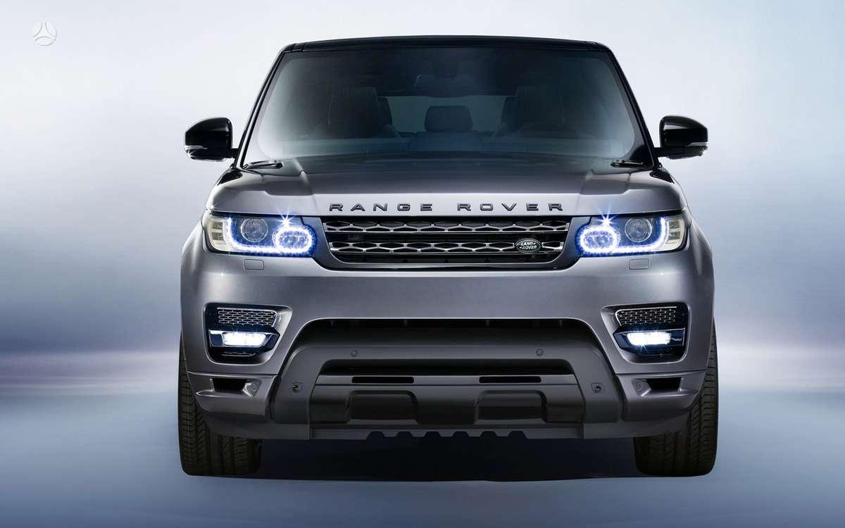 Land Rover Range Rover Sport dalimis. !!!! naujos originalios