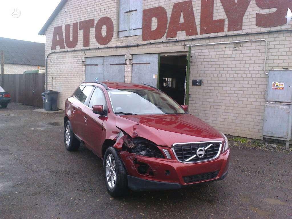 Volvo XC60. *new*naujas*новый* *detales nuo a iki z *garantija*