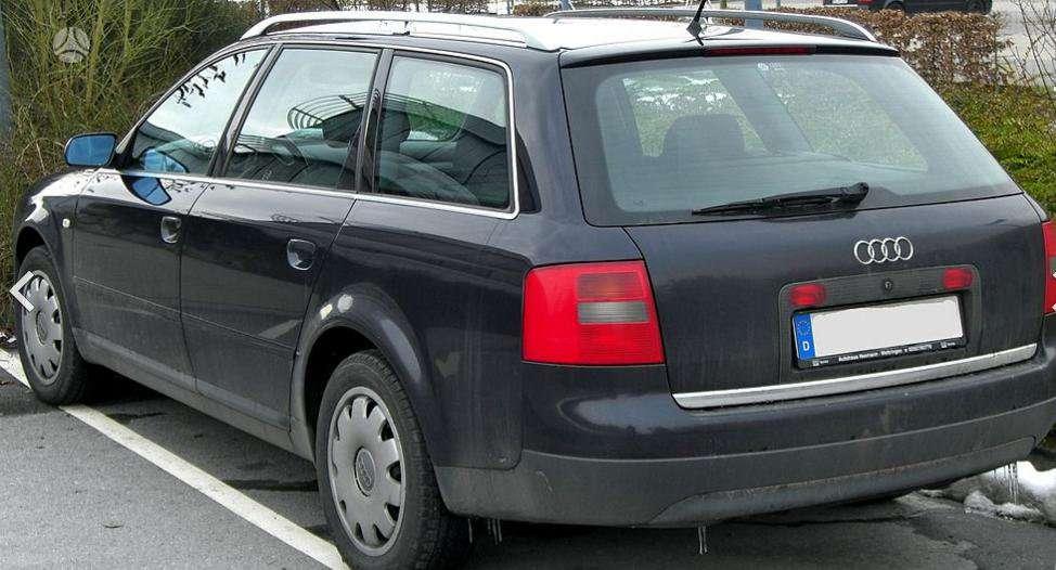 Audi A6 dalimis. Dalimis.  kaune 8 698 31064, 8 688 74595,