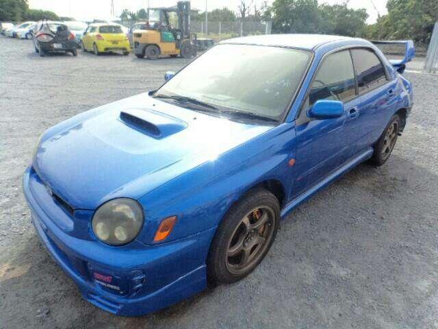 Subaru Impreza  WRX. Impreza wrx sti jdm breaking 2000-2013 sti