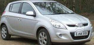 Hyundai i20. Kėbulo dalis, žibintus, radiatorius. vilniuje 8