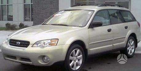 Subaru Outback. Kėbulo dalis, žibintus, radiatorius. vilniuje 8