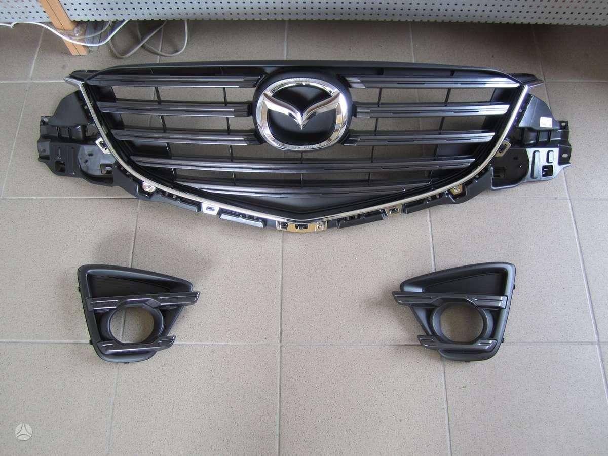 Mazda CX-5. Naudotos ir naujos japoniškų ir korėjietiškų