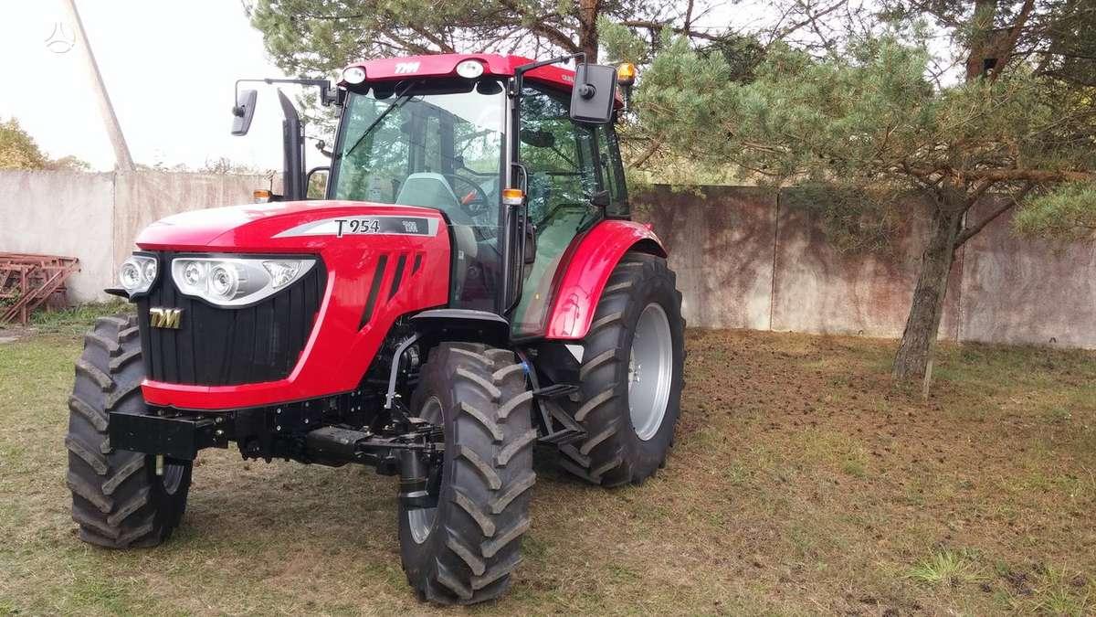 TYM T954, traktoriai