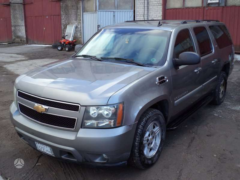 Chevrolet Suburban dalimis. Used and new parts for us cars.